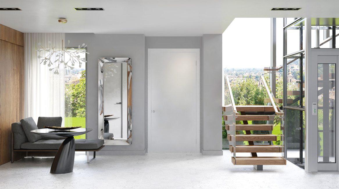 дизайн гостиной в современном стиле загородный дом